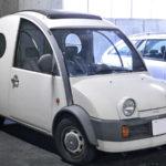 Nissan's retro car range: Nissan S-Cargo