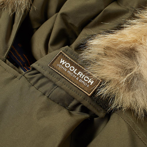 1970s winter classic: Woolwich Arctic Parka