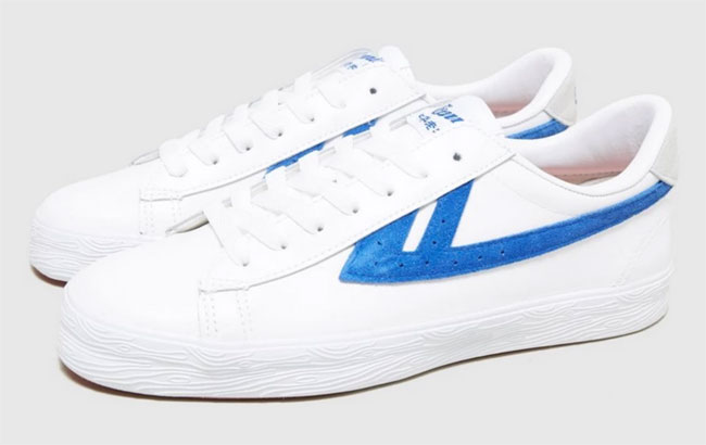 Warrior trainers - 1970s Chinese casual wear