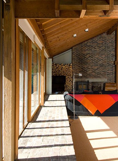 For sale: 1960s architect-designed house in Ansty, Dorset