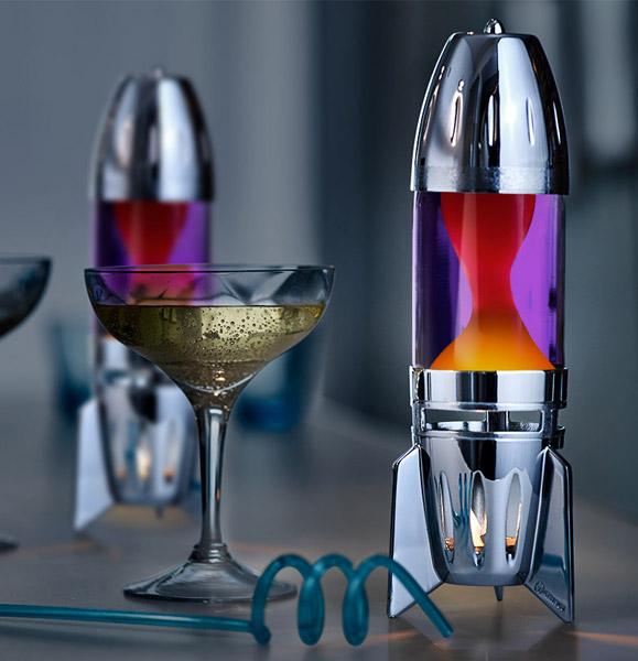 Design classic: 1960s Mathmos Astro lava lamp