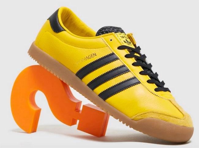 Adidas Kopenhagen trainers return to the shelves
