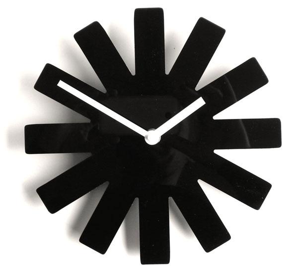 Objectify retro wooden wall clocks at Etsy