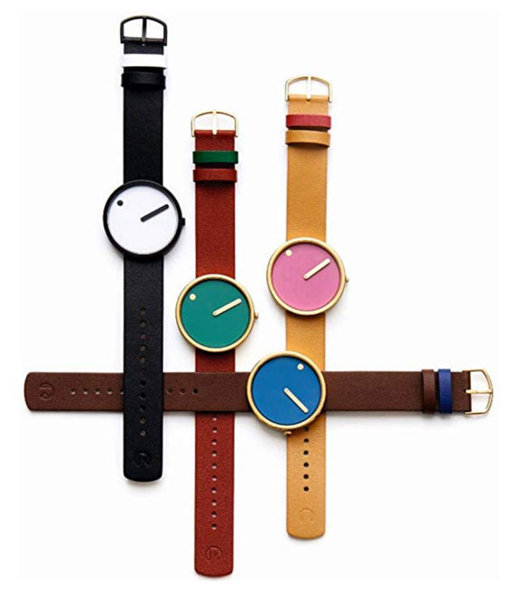 1980s classic: Picto watch by Rosendahl Copenhagen