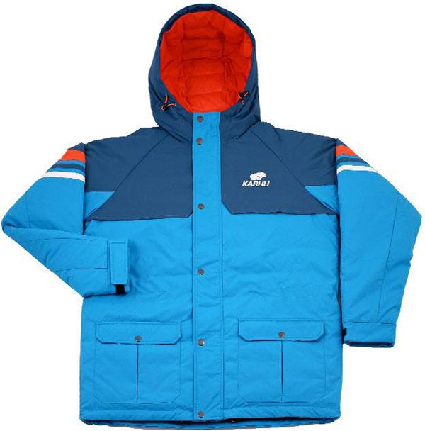 Winter warmer: 1980s Field Jacket by Karhu