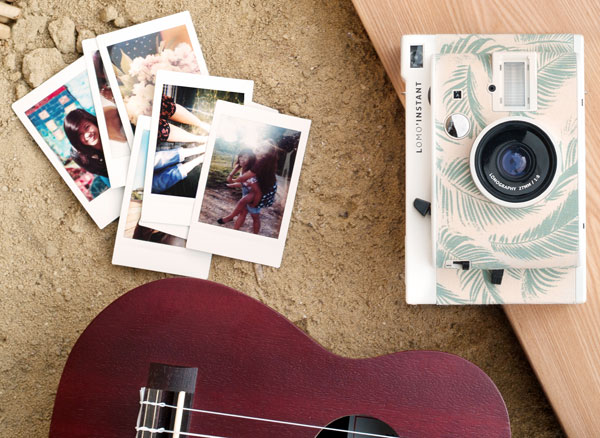 Lomography introduces the Lomo'Instant Honolulu Edition