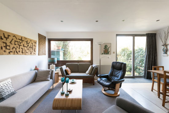 1960s Harley Sherlock-designed modernist property in London N6