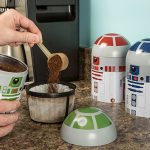 Star Wars Droid Kitchen Container Set