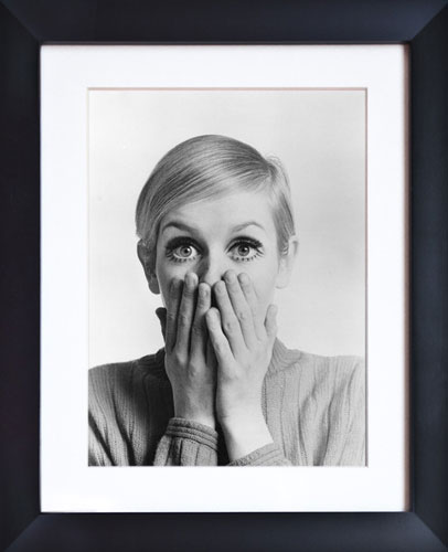 Twiggy In Hollywood by Getty Images Gallery print at 55 Max
