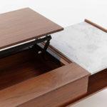In the sales: West Elm midcentury pop up coffee table