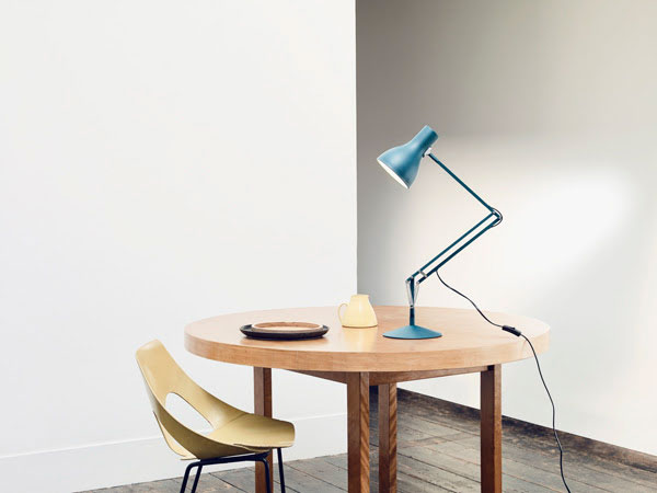 Anglepoise x Margaret Howell Type 75 desk lamp range