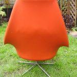 1960s Peter Hoyle PH7 swivel chair