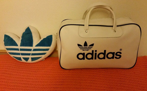 Five of the best vintage Adidas bags