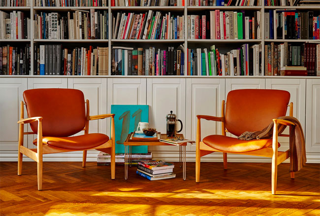 The France Chair by Finn Juhl