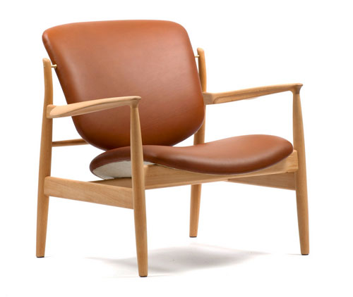 The France Chair by Finn Juhl