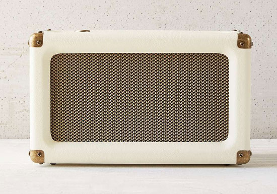 Crosley Harper vintage-style wireless speaker