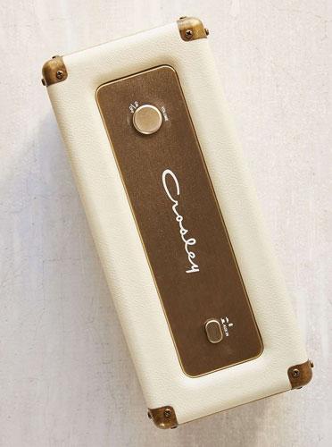 Crosley Harper vintage-style wireless speaker