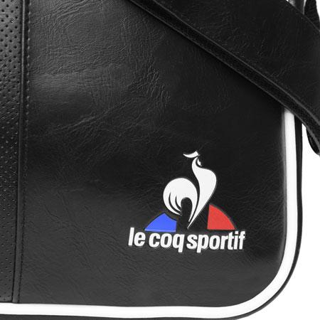 Le Coq Sportif x Saint Etienne reporter bag
