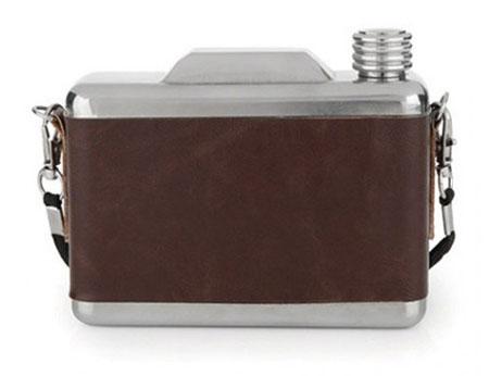 Snapshot Camera Hip Flask at Graham & Green