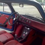 Fully restored 1972 Fiat 500