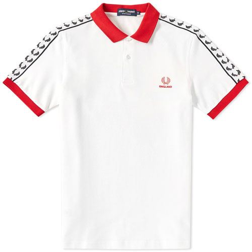 a0dda4605 Fred Perry football-inspired Country Polo Shirt Collection - Retro to Go