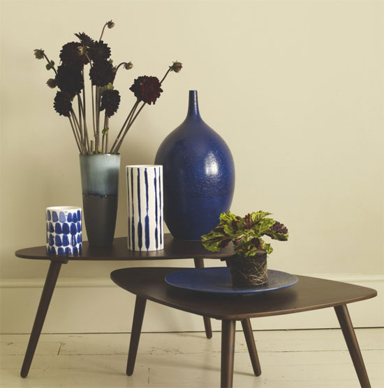 Midcentury-style Joyce coffee tables at Habitat