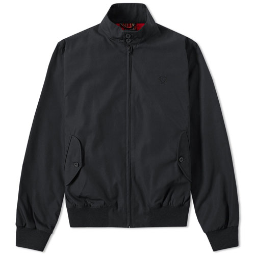 Reissues Made in England Harrington Jackets by Fred Perry