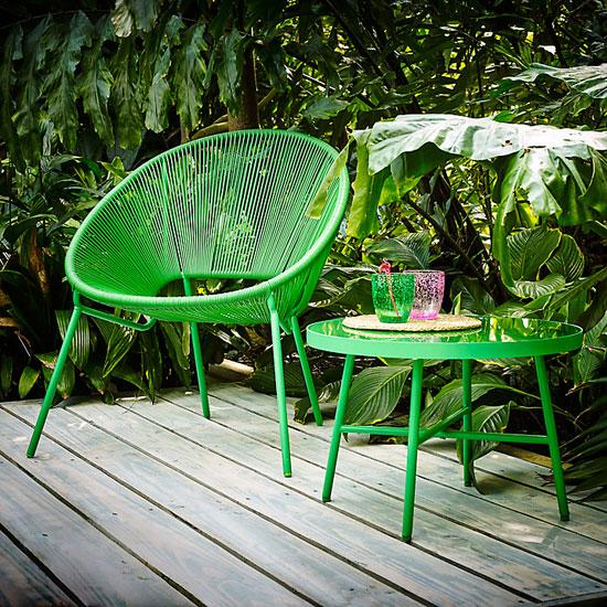 Retro Style Salsa Outdoor Chairs At John Lewis Retro To Go