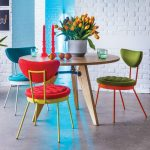 1960s-style Jetson chairs at Graham & Green