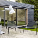 Giant outdoor 1227 wall and floor lights by Anglepoise