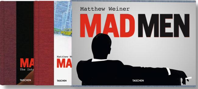 Coming soon: Matthew Weiner's Mad Men (Taschen)