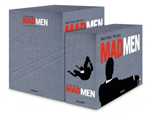 Coming soon: Matthew Weiner's Mad Men (Taschen)