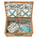 MissPrint Sapling picnic hamper at John Lewis