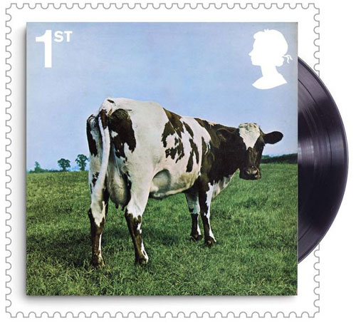 Royal Mail to issue Pink Floyd postage stamps and special edition sets