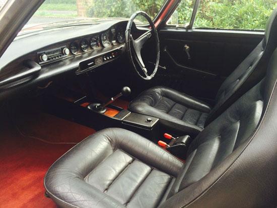 1970s Volvo P1800ES