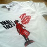 Vintage rock t-shirt designs by Toerag