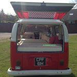 1970s Volkswagen T2 Bay Window Camper Van