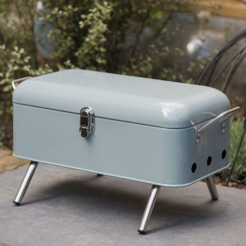 Waitrose 1950s-style portable barbecue