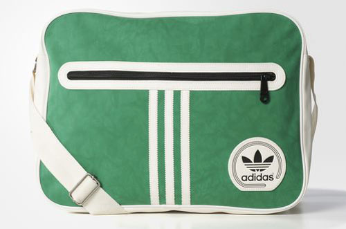 Sale watch  Adidas Originals vintage airliner bag - Retro to Go 78a3d5b6b8a