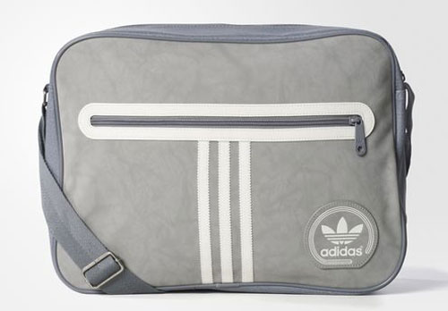 Adidas Originals vintage airliner bag