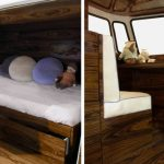 VW Camper Van in your bedroom: Circu Bun Van Bed