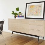 Danish Retro midcentry-style sideboards at Wharfside