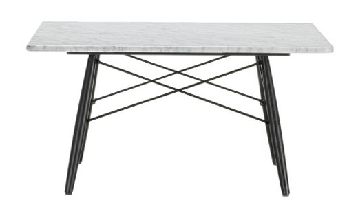 Eames Coffee Table by Charles and Ray Eames reissued for the first time