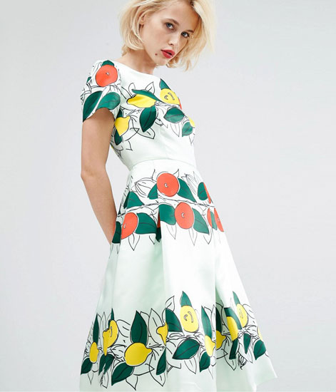 Horrockses dress label returns with retro-style collection at ASOS