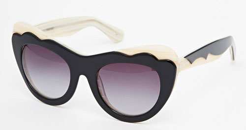 Handmade retro sunglasses at ASOS