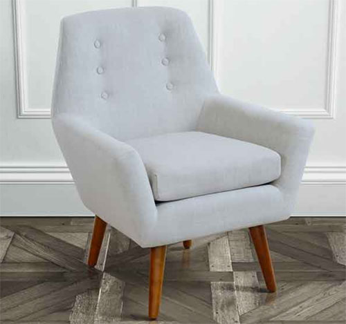 Vivienne midcentury-style armchair at My Furniture