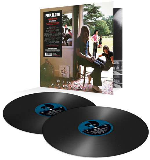Early Pink Floyd albums reissued on heavyweight vinyl for 50th anniversary