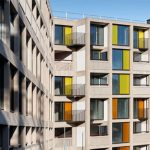 Last 10 apartments up for sale in the renovated 1960s brutalist Park Hill development in Sheffield