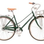 Polka vintage-style city bikes at Monoqi