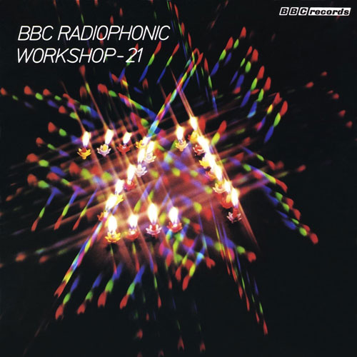 BBC Radiophonic Workshop 21 album reissued on limited edition coloured vinyl